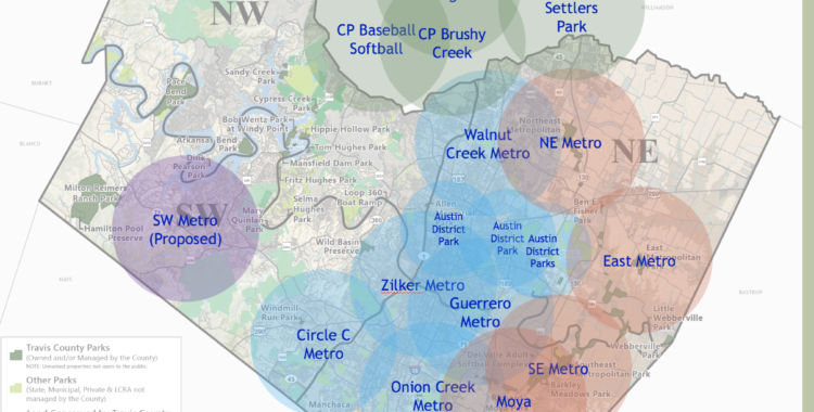 Travis County Bond Committee in Four Points Tuesday June 27